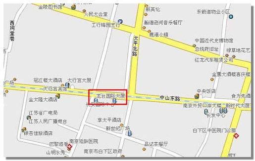 网亚计算机有限公司地图